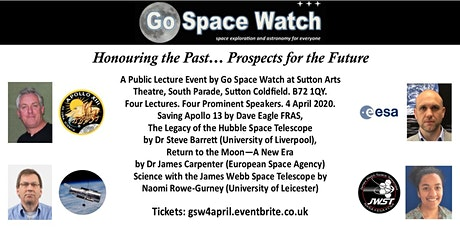 Public Space Flight Lecture Event tickets