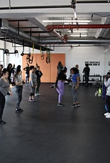 NISSOLUTION WORKOUT CLASS AND WORKSHOP tickets