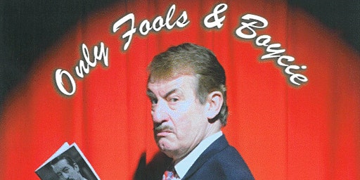 Surprise Celebrity Appearance. John Challis Boycie