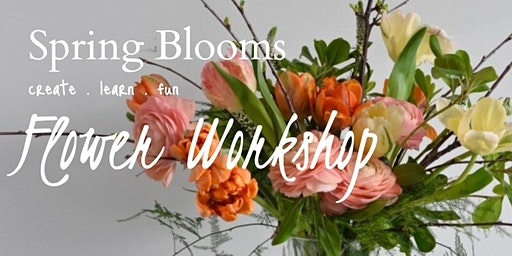 Spring Blooms Workshop