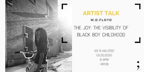 Artist Talk: W.D. Floyd tickets