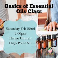 Basics of Essential Oils Class