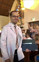 Hussein's MD Graduation