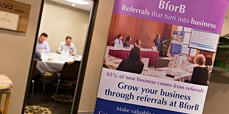 BforB Networking Tuesday Meeting Adelaide CBD tickets