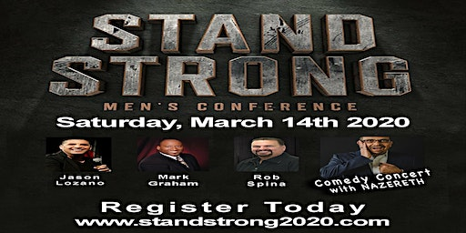 Stand Strong Men's Conference