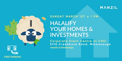 Halalify Your Homes & Investments - MANZIL