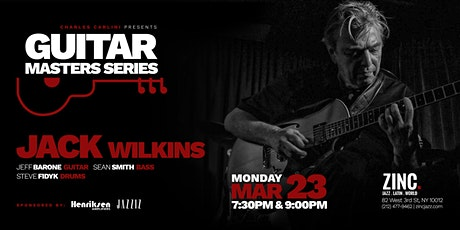 Guitar Masters Series: Jack Wilkins tickets