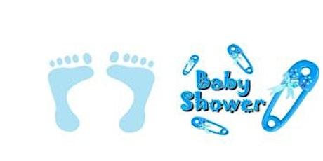 James Baby Shower tickets