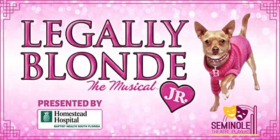Legally Blonde Jr- Saturday, April 25 8pm