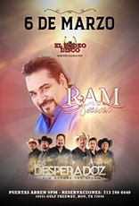 Ram Herrera & Desperadoz en El Rodeo Disco tickets