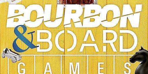 Bourbon & Board Games