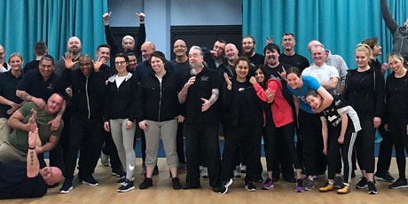 Beginners Krav Maga Self Defence &Fitness Classes tickets