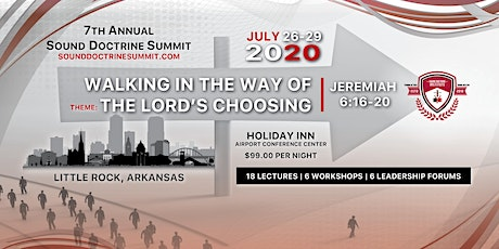 2020 SOUND DOCTRINE SUMMIT tickets