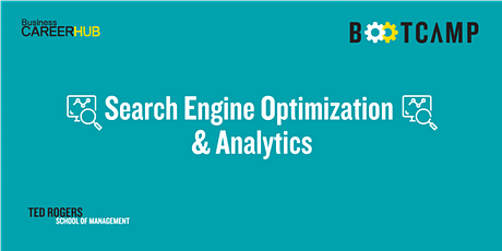 Search Engine Optimization & Analytics Bootcamp tickets