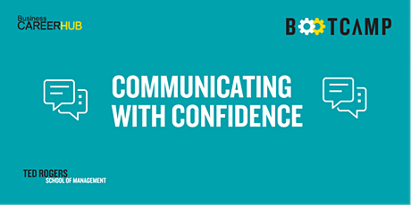 Communicating with Confidence tickets