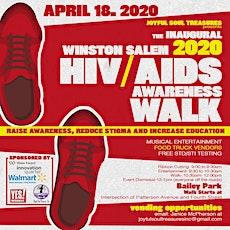 Inaugural Winston-Salem HIV/AIDS Awareness Walk tickets