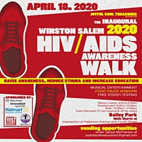 Inaugural Winston-Salem HIV/AIDS Awareness Walk