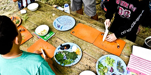21 Acres Summer Camp: Seed to Fork (Ages 6-9)