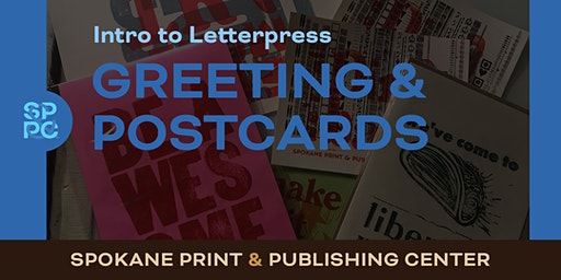 Intro to Letterpress: Cards