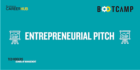 Entrepreneurial Pitch: Day 1 tickets
