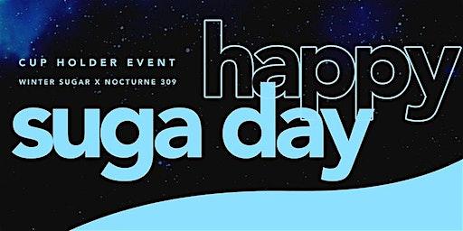 Happy Suga Day no Rio de Janeiro