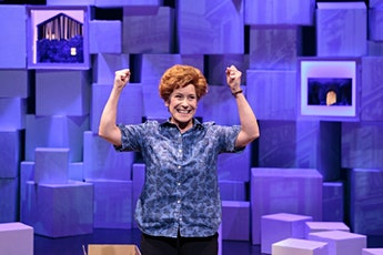 Becoming Dr. Ruth at Theater J tickets
