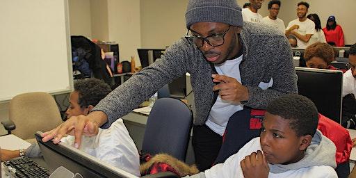 Black Boys Code Brampton - Learn to Program with Scratch