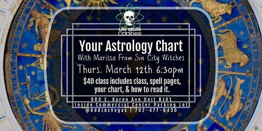 Astrology 101: Learn How To Make & Read Astrology