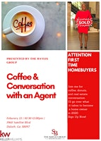 Coffee & Conversation with an Agent