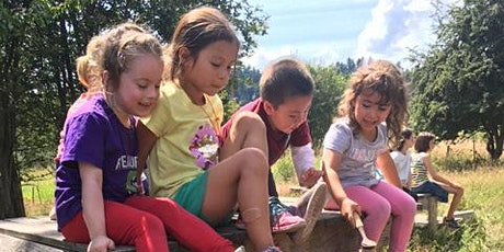 21 Acres Summer Camp: Garden Senses Exploration (Ages 4-6) tickets