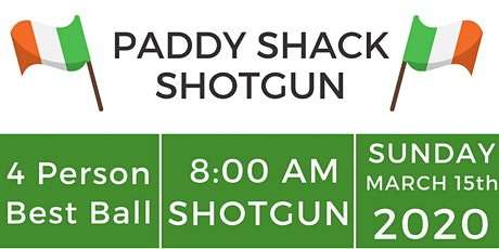 Paddy Shack Shotgun tickets