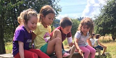 21 Acres Summer Camp: Garden Senses Exploration (Ages 4-6)
