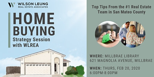Homebuying  Workshop with #1 Team in San Mateo County