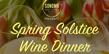 Four-Course Intimate Dinner with Wine Pairings! $59 tickets
