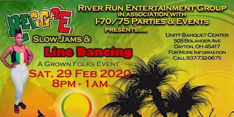 937 Reggae, Slow Jamz & Line Dance Party tickets