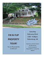 Fix & Flip Property Tour - Petersburg