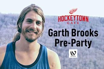 Garth Brooks Pre-Party with Waylon Longstride tickets