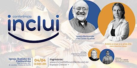 Conferência Inclui 2020 ingressos