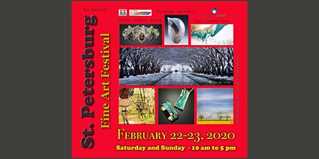 7th Annual St. Petersburg Fine Art Festival tickets