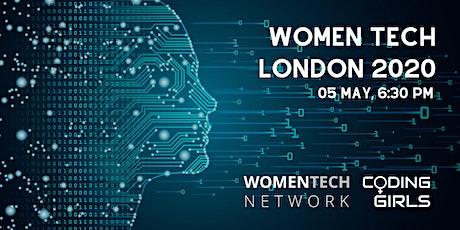 WomenTech London 2020 (Employer Tickets) tickets