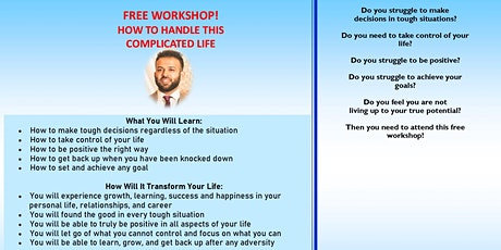 How to Handle This Complicated Life tickets