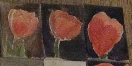 Art Lunch @Rose & Crown Last Monday 1200, Learn to Draw still life/make art gift pict tickets