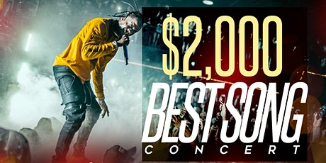 Coming Soon $2,000 Best Song Concert (Dj Massiv Bday Bash) tickets