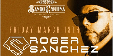 Roger Sanchez with Kristen Knight at Banko Cantina tickets