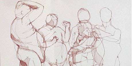 Form & Figure Life Drawing Class tickets