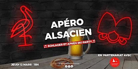 Apéro Alsacien : Knack, Bière et après Ski party ! billets
