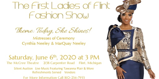 The First Ladies of Flint Fashion Show