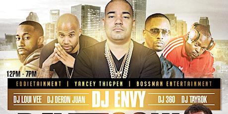 ★-★ DAY LA SOUL ★-★ featuring DJ ENVY ★ host Yancey Thigpen {DJ DeRon Juan   DJ Loui Vee  DJ 360  DJ Tayrok} tickets