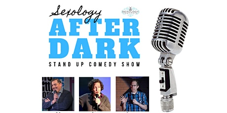 Sexology After Dark: Comedy Night tickets