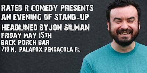 Comedian Jon Silman Headlines The Rated R Comedy Show